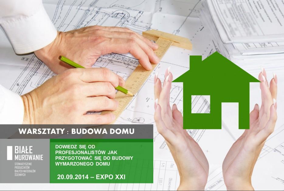Międzynarodowe Targi Budowlane i Wnętrzarskie Warsaw Build 2014