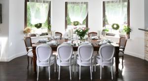 Pięknie nakryty stół pozwoli cieszyć się smacznym obiadem czy kolacją nie tylko w święta. Zachwyci gości, urzeknie domowników.