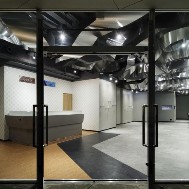 Fryzjerska prazasada. Salon urody Arkhe w Chiba