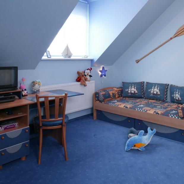 Urządzamy morski pokój dla chłopca
