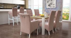 Białe lub kolorowe. Proste czy bardziej stylizowane. Zobaczcie meble, dzięki którym Wasze wnętrze będzie eleganckie, niebanalne i bardzo piękne.