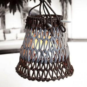 Lampa Knottee autorstwa Kennetha Cobonpue. Fot. Hive.