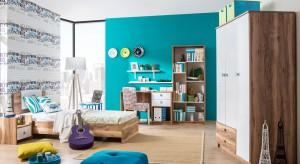 Jaki kolor sprawdzi się w pokoju dziewczynki i chłopca? Oczywiście nieśmiertelny niebieski. Zapraszamy do naszej galerii, gdzie znajdziecie pomysły na pokój dla córki i syna w różnych odcieniach tej uniwersalnej barw