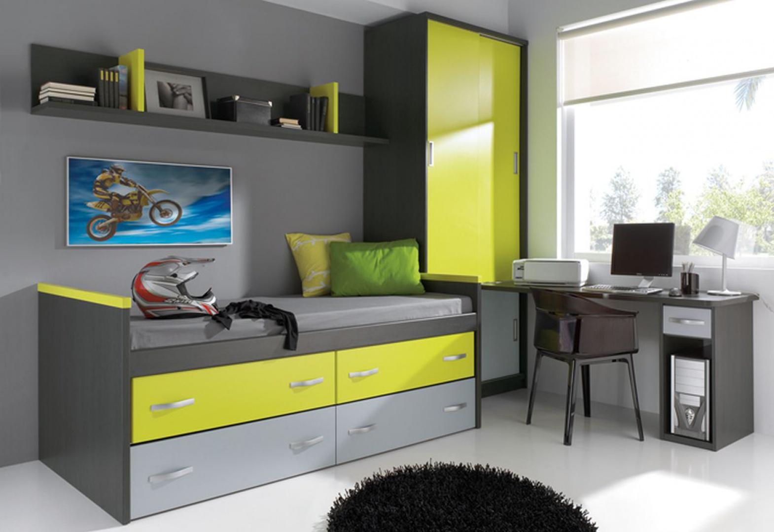 Мебель для подростков - корпусная мебель на заказ в самаре.