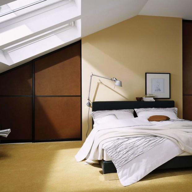 Sypialnia na poddaszu. Zobacz 12 ciekawych aranżacji