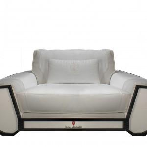 Ultranowoczesny, wygodny fotel z kolekcji Tonino Lamborghini marki Formitalia Luxury Group. Fot. Fabio Luciani.