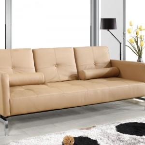 Trzyosobowa sofa Futon w nowoczesnym stylu. Fot. VIG Furniture.
