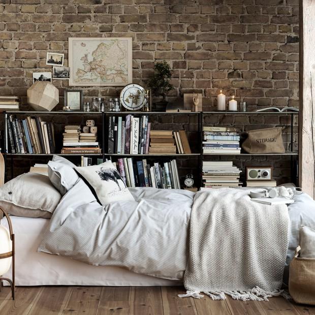 Tkaniny i dodatki do sypialni: kolekcje jesień-zima 2014/2015