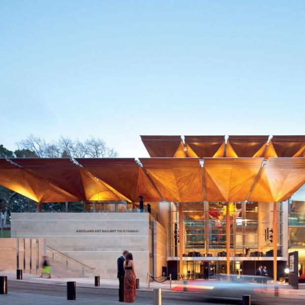 Galeria Sztuki Toi o Tamaki w Auckland