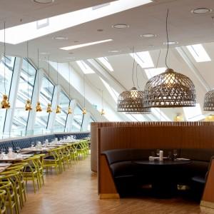 Podniebny design. Hotel Bella Sky Comwell w Kopenhadze