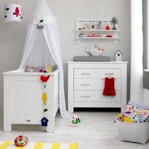 Dywanik w żółte paski z kolekcji New Basic marki Comning Kids. Fot. Coming Kids.