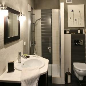 Inspiracje do małych łazienek. Jak stworzyć ładne i praktyczne wnętrze