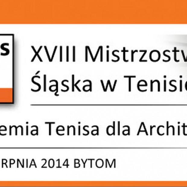 XVIII Mistrzostwa Śląska Architektów w Tenisie