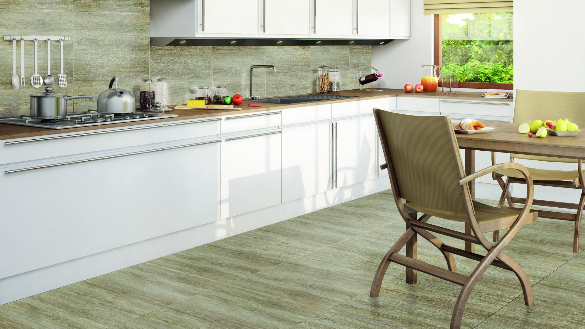 11 pomysłów na podłogę w kuchni!  homifypl