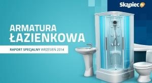 Skąpiec.pl sprawdził, które baterie łazienkowe cieszyły się w ostatnim czasie największym zainteresowaniem kupujących. Wyniki analizy prześledzić można w najnowszym raporcie specjalnym.