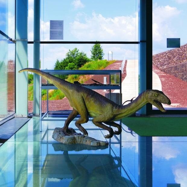Odkrywamy prehistoryczne wnętrza w krasiejowskim Dinoparku
