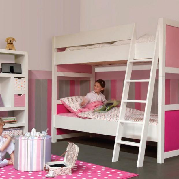 Pokój dla dziewczynki. Postaw na róż