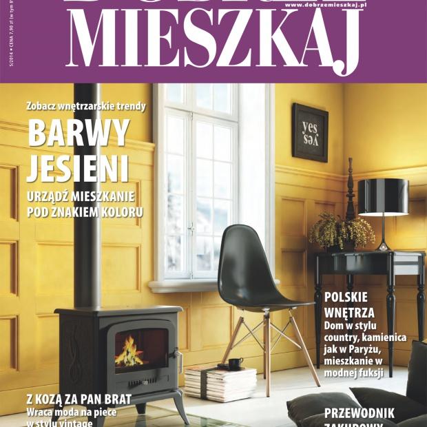 Najnowszy numer magazynu Dobrze Mieszkaj już na rynku!