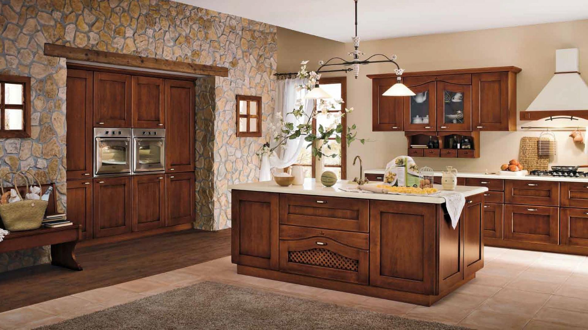 ciana z kamienia drewniana kuchnia ciep a pi kna naturalna strona 15. Black Bedroom Furniture Sets. Home Design Ideas