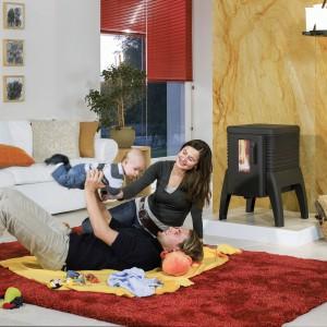 Iron Dog to ekskluzywne żeliwne piece kominkowe produkowane od trzech pokoleń przez rodzinną firmę Ulrich Brunner GmbH z Bawarii. Fot. Brunner.