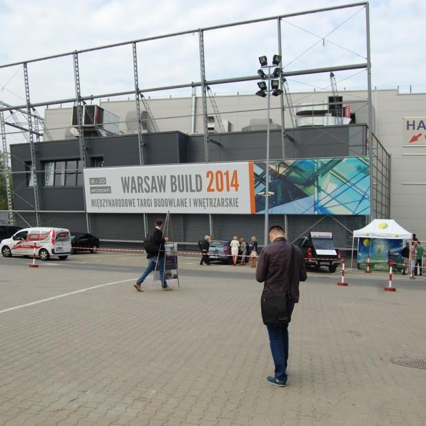 Relacja targowa: Warsaw Build 2014 także dla architektów