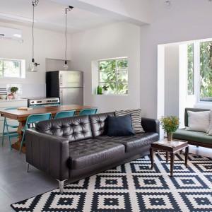 Jasne, piękne mieszkanie. Zobacz projekt stworzony dla rodziny