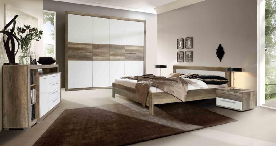 Kolekcja mebli roxette to meble w kolorze drewna najciekawsze propozycje do sypialni - Moderne schlafzimmer farben ...