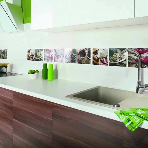 Ściany w kuchni. Wybierz modne i piękne płytki