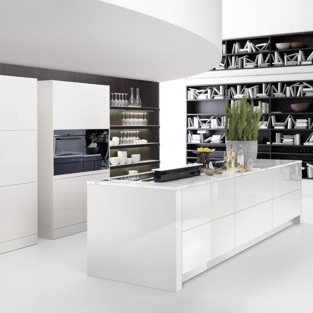 Biała kuchnia: najciekawsze meble