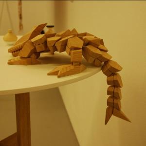 """Podczas wystawy """"Nasz"""" można było zobaczyć polskie projekty prezentowane wcześniej na Wanted Design w Nowym Jorku. Fot. Marta Ustymowicz."""