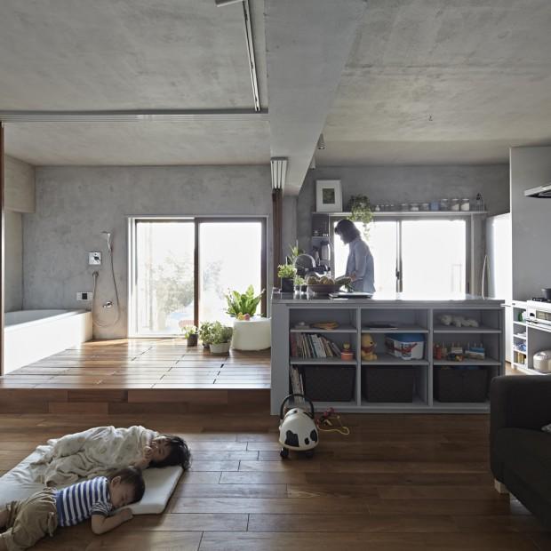 40 metrów kwadratowych - sposób na małe wnętrze