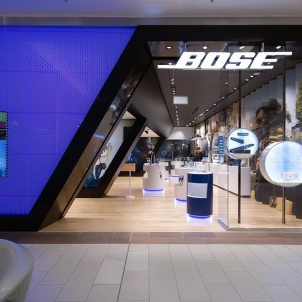 Otwarcie salonu Bose w Galerii Mokotów