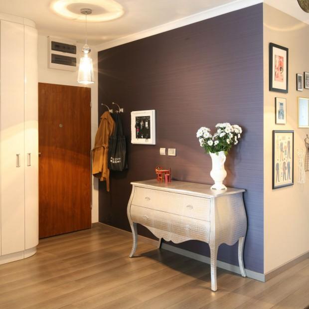 Przedpokój w małym mieszkaniu - pomysły z polskich domów
