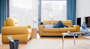 Sofa z funkcją spania to meble ładny i praktyczny. Zobaczcie co oferują rodzime sklepy.