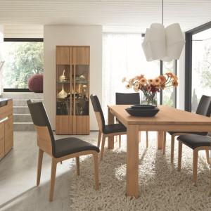 Meble do salonu i jadalni z kolekcji Carva marki Hulsta dzięki dużej ilości dostępnych brył pozwolą nadać każdej przestrzeni dziennej indywidualny charakter. Fot. Hulsta.