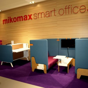 Mikomax Smart Office podsumowuje Orgatec 2014