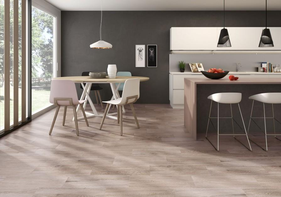 Płytki ceramiczne imitujące Płytki drewnopodobne Sposób na podłogę w ku