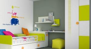 Szukasz pomysłu na wystrój pokoju dziecka? Kolorowe meble rozwiążą ten problem szybko i w prosty sposób.