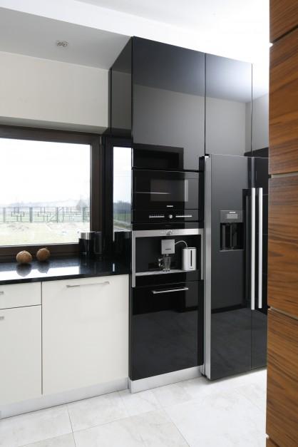 Lodówka, piekarnik i AGD w kuchni Gdzie umieścić   -> Kuchnia Wolnostojąca Siemens