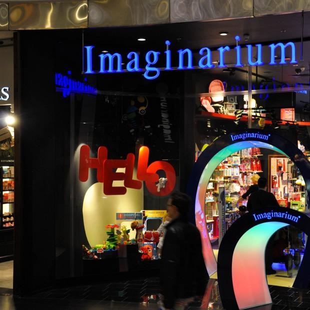 Imaginarium sklep z zabawkami w Arkadii