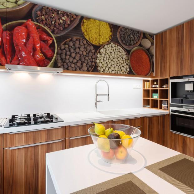 Niedrogi sposób na dekorację kuchni