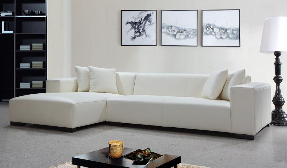 Minimalistyczna Sofa Marki Nowoczesne Meble Do Salonu