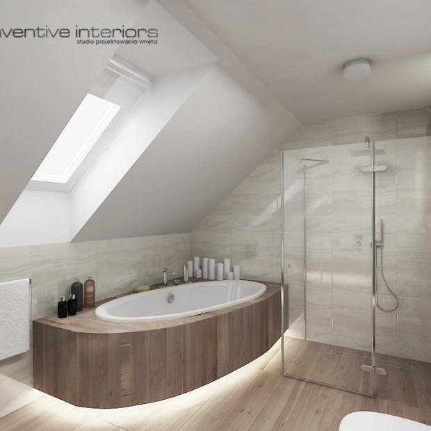 Jak urządzić małą łazienkę w bloku? Ekspert radzi