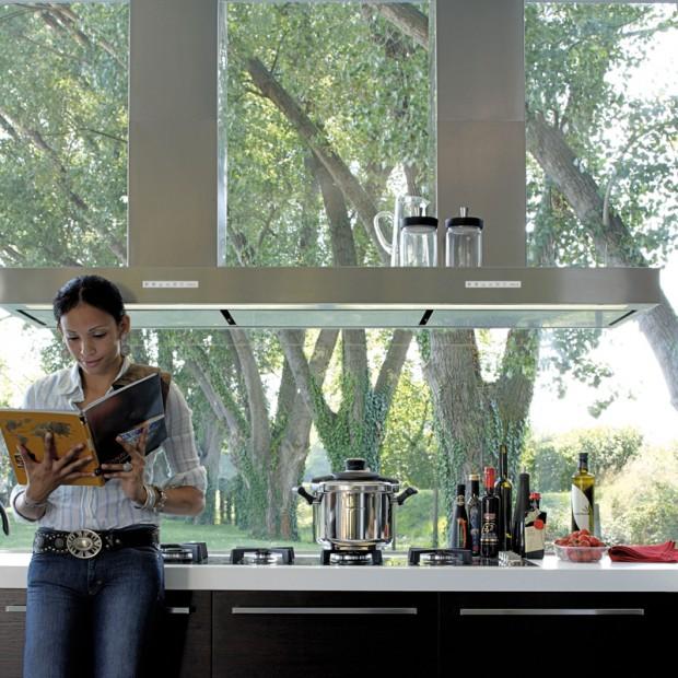 Okap kuchenny: jak szybko go wyczyścić?
