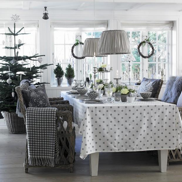 15 najciekawszych pomysłów na bożonarodzeniowy stół