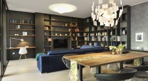 Architekci z pracowni GAO, dla których natchnieniem w aranżacji wnętrza był zgiełk wielkiego miasta, postawili sobie za cel urządzenie mieszkania w duchu nowoczesności.