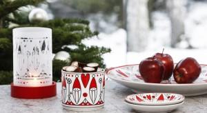 W świątecznej kuchni nie może zabraknąć kolorowych, świątecznych naczyń. Będę piękną ozdobą każdego wnętrza.
