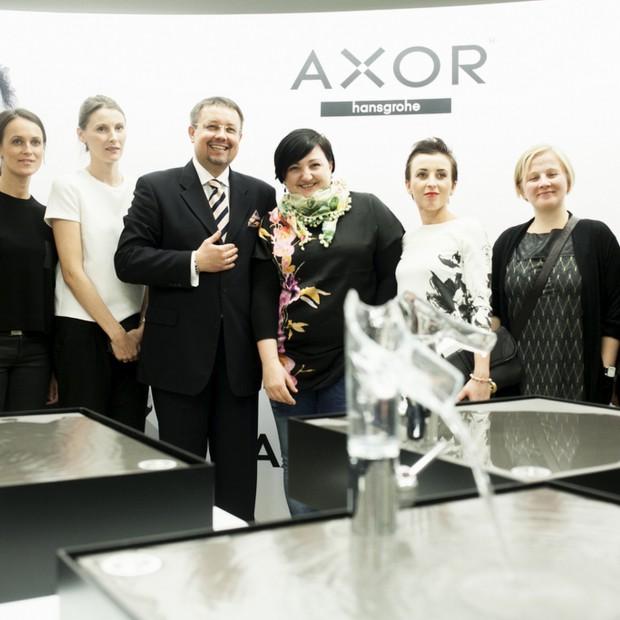 Polska premiera kolekcji baterii umywalkowych Axor Starck V firmy Hansgrohe