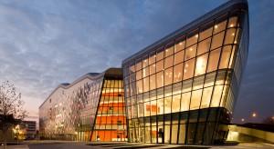 Kolory marki Benjamin Moore ozdobiły wnętrza nowoczesnego Centrum Kongresowego ICE w Krakowie. Jego otwarcie odbyło się w październiku br.Centrumzachwyca zarówno swoją architekturą, jak i funkcjonalnością. Krakowskie centrum kongresowo-kon