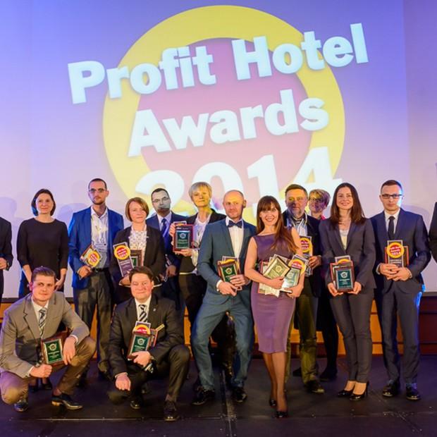 Poznajcie zwycięzców konkursu Profit Hotel Awards 2014